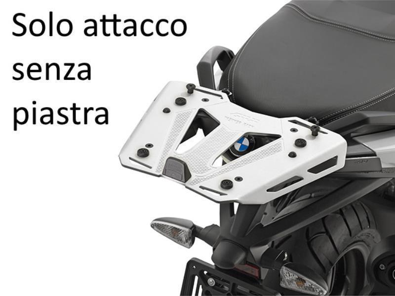 PIASTRA ESTENSIONE CAVALLETTO LATERALE ES1139 HONDA CROSSRUNNER 800 2015 GIVI