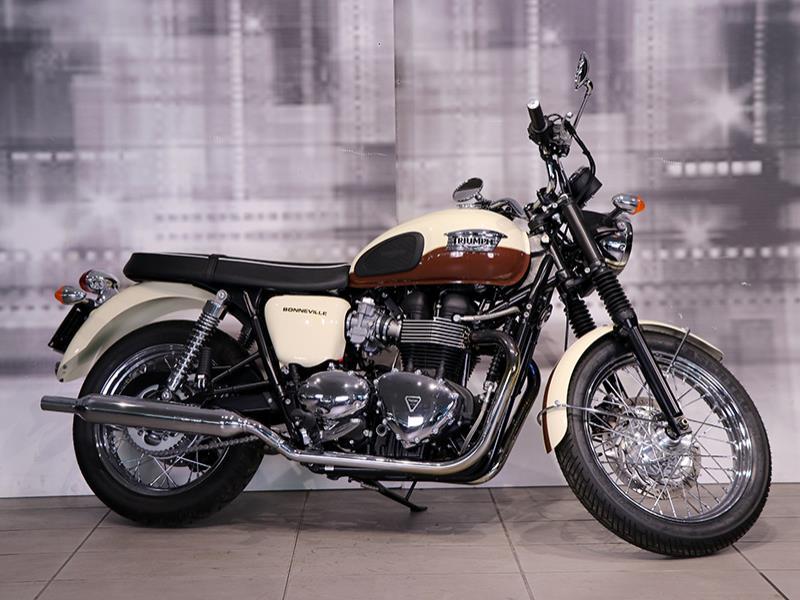 annunci moto triumph bonneville usate in vendita pronta