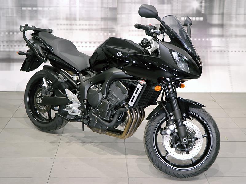 annunci moto yamaha sport tourer usate in vendita pronta